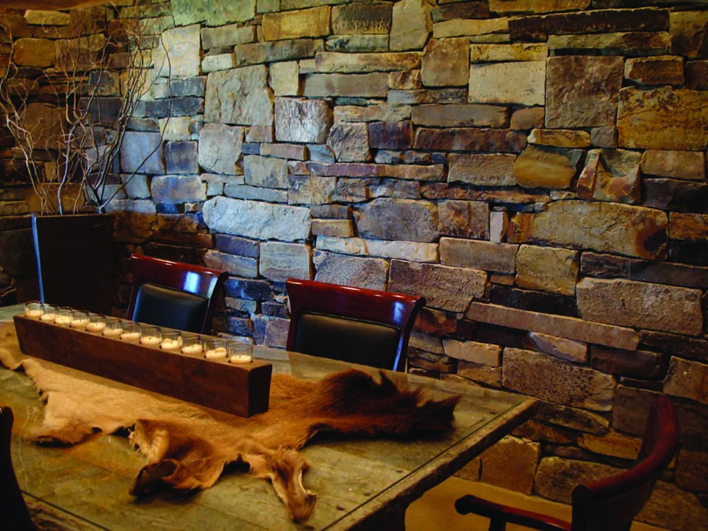 Montana Rockworks Conference Room