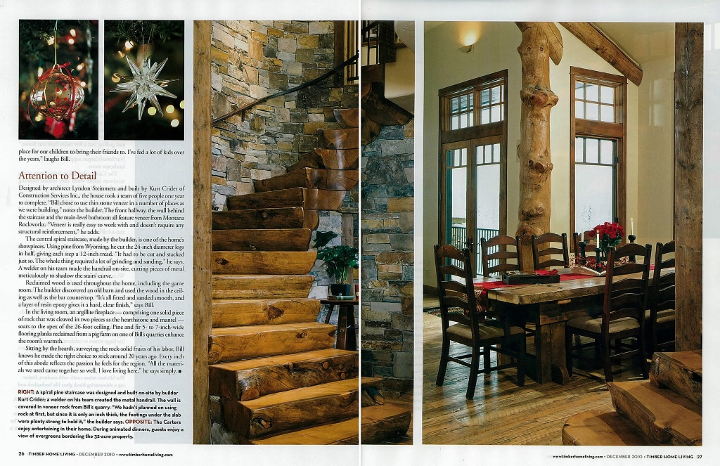 Timber Home 3