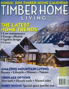 Timber Home Cover