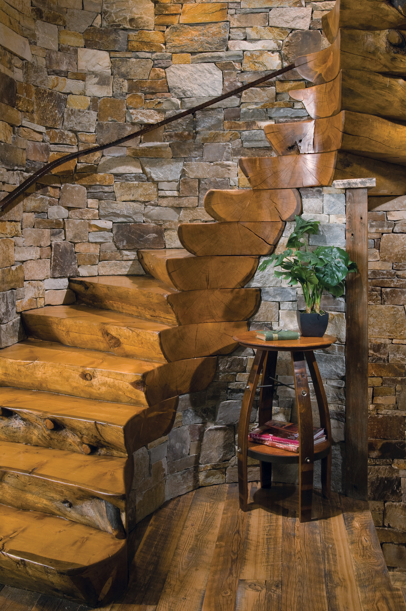 Interior Stone Veneer >> Chief Cliff Ledge Thin Veneer - Montana Rockworks