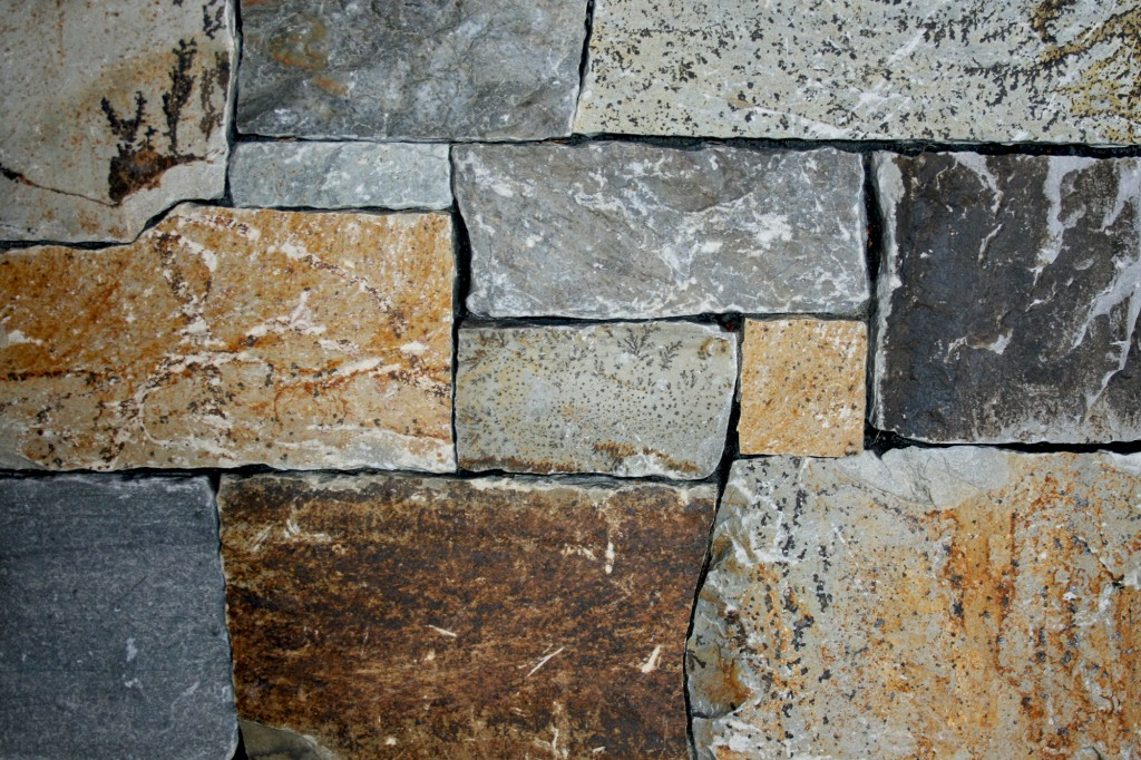 Thin Granite Stone : Mcgregor lake ledge thin veneer montana rockworks