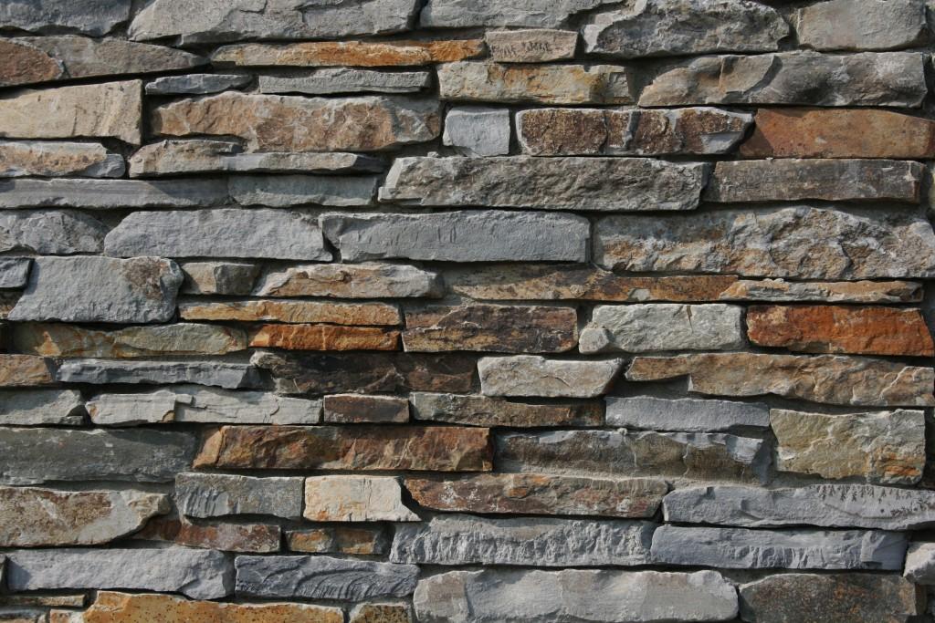 Stacked Stone Veneer : Kintla stack stone thin veneer montana rockworks