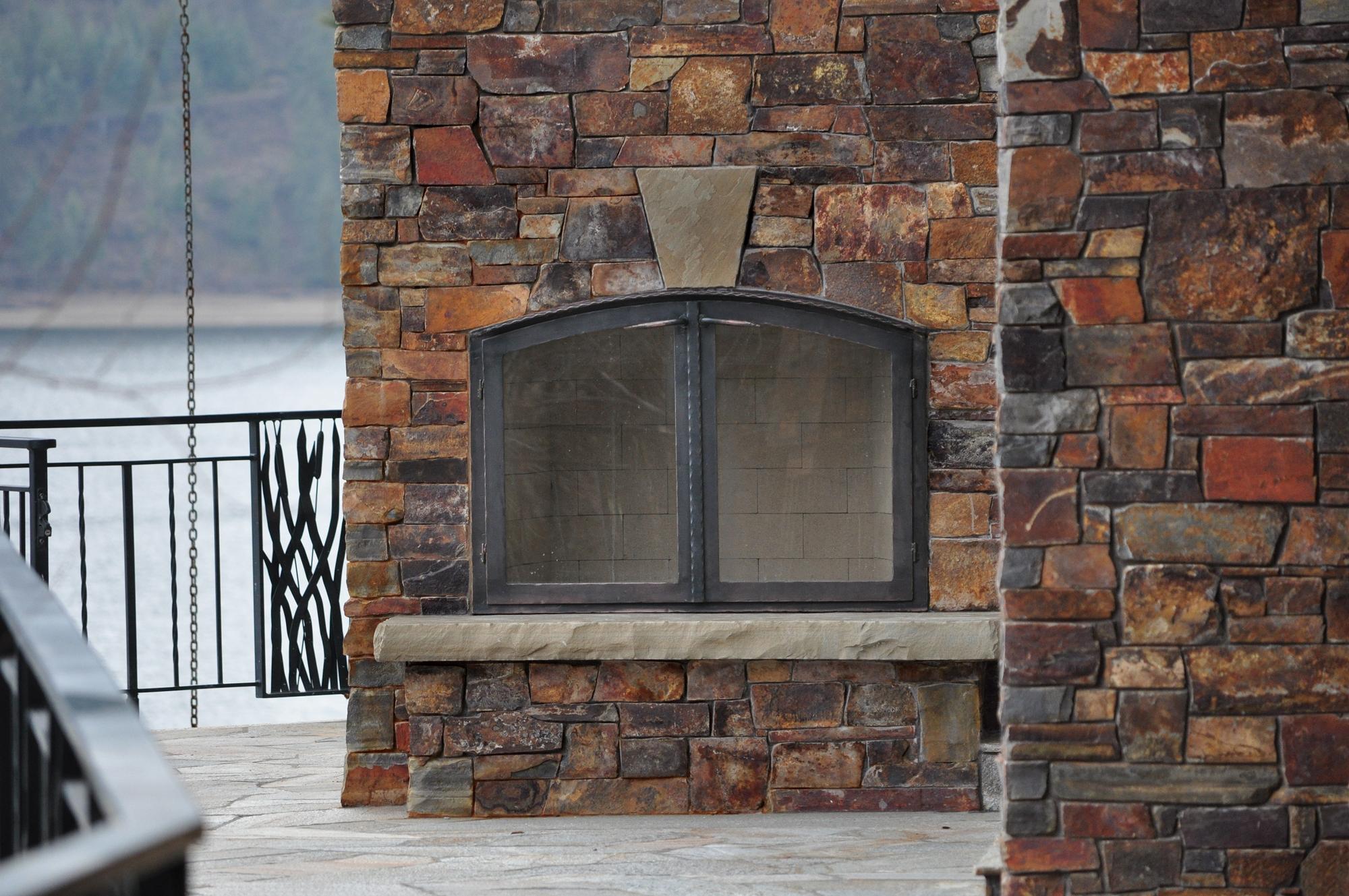 Montana Antique Ledge Thin Veneer Montana Rockworks