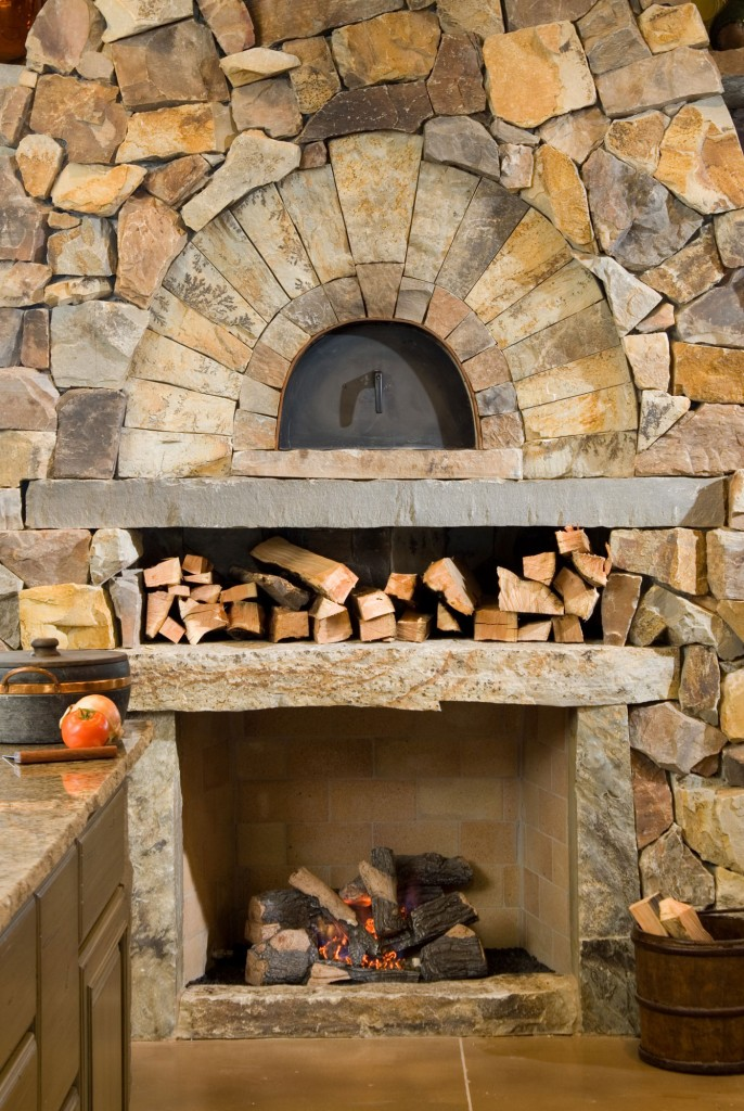 Fireplaces - Montana Rockworks