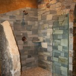 Montana Rockworks Showroom Shower