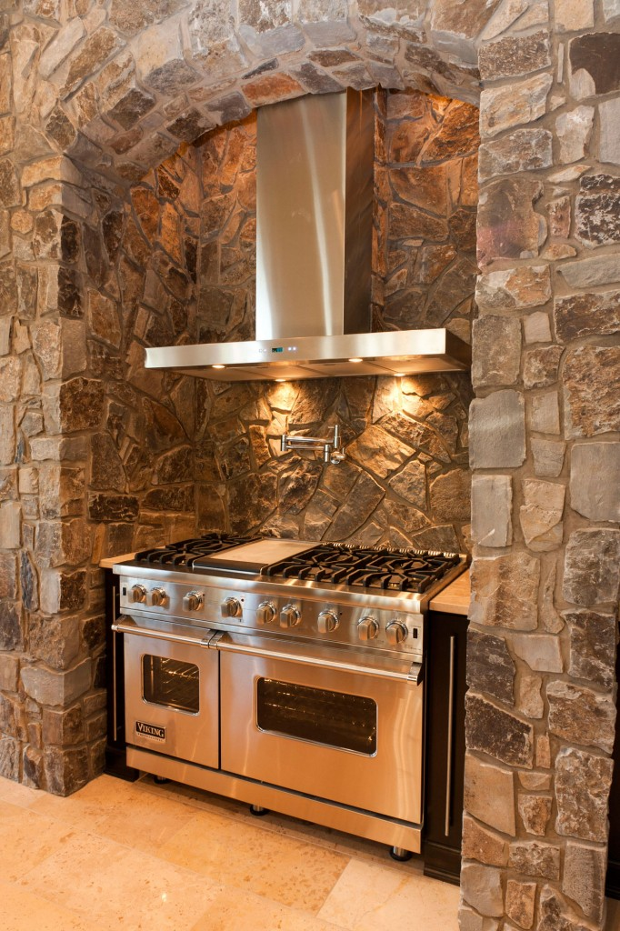 Kitchens - Montana Rockworks
