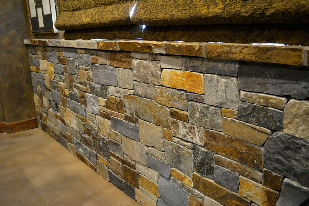 Kintla Ledge and Stack Stone Thin Veneer