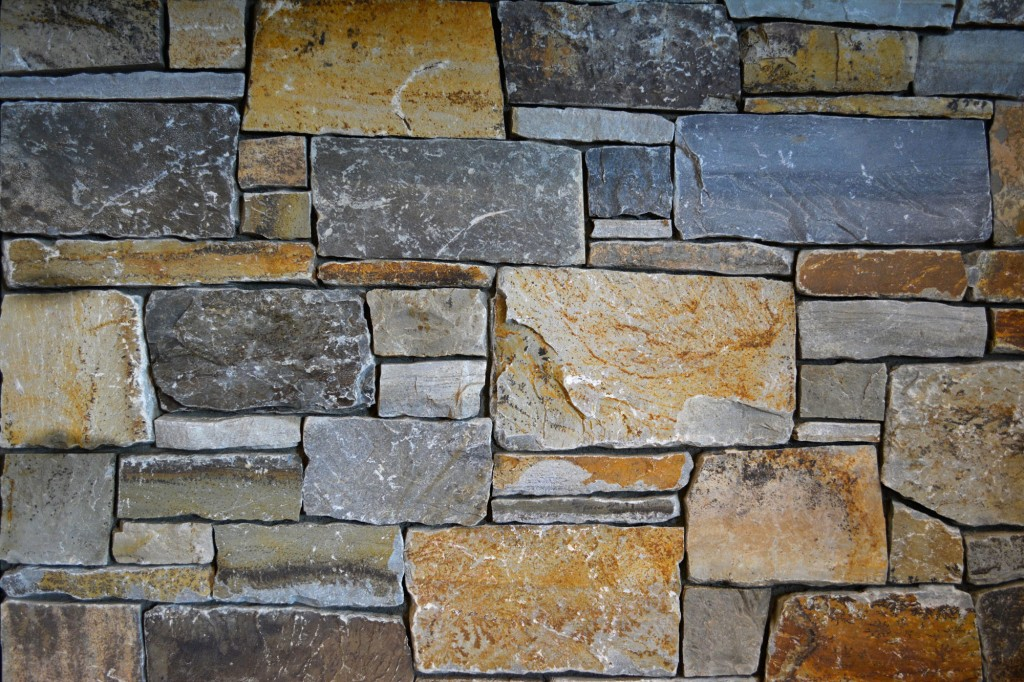 Thin Stone Veneer : Ledge stack stone thin veneer blend montana rockworks