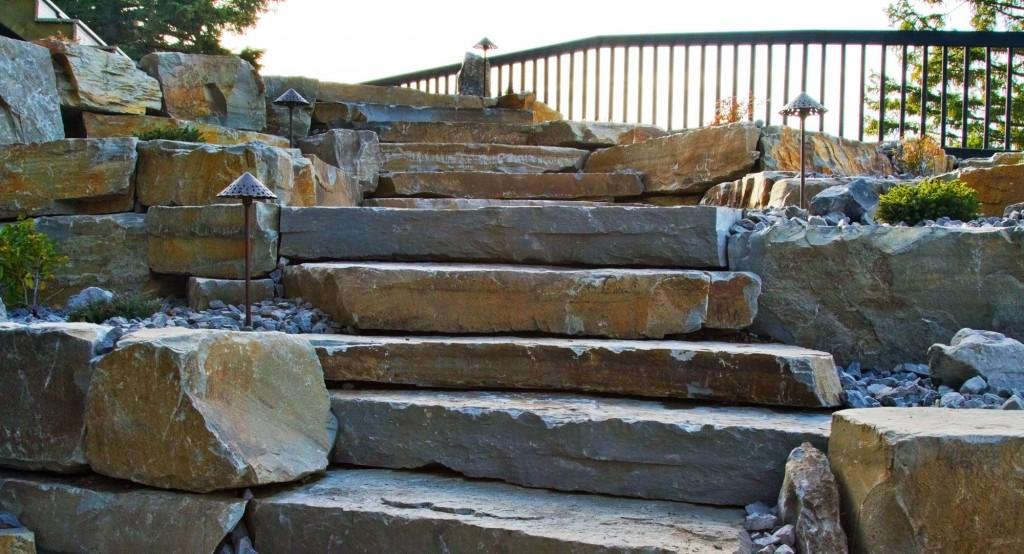 McGregor Lake Steps