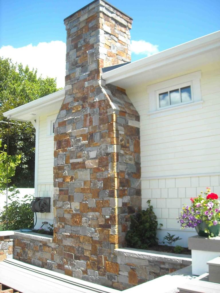 St. Regis Blend Ledge Thin Veneer