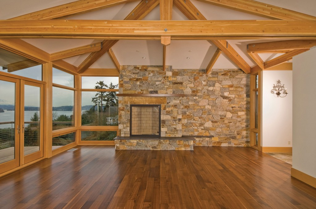 McGregor Lake Cottage Thin Veneer