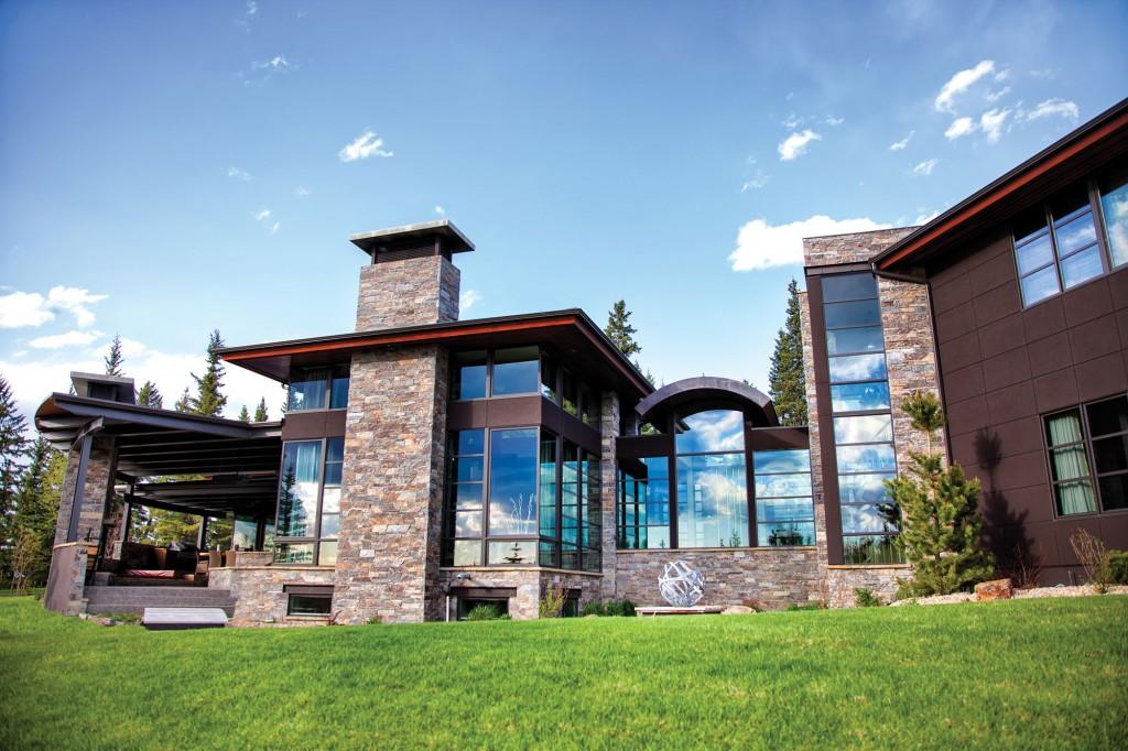 Moose Mountain Ashlar Full Thickness