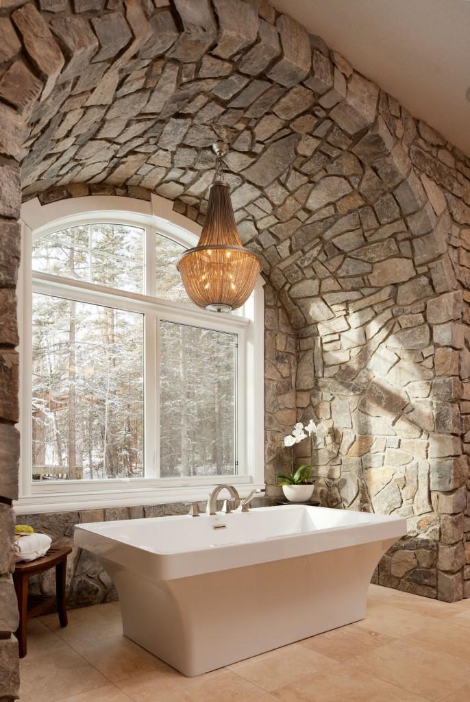 Moose Mountain Cottage Thin Veneer